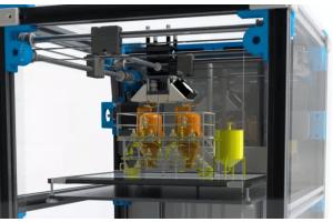 Medikamentenfabrike aus dem 3D-Drucker