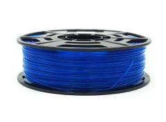 3D Drucker ABS 1.75 mm Printer Filament Spule Trommel Patrone Transparent Blau