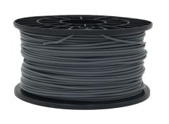 3D Drucker PLA 3.00 mm Printer Filament Spule Trommel Patrone Grau