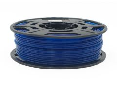 3D Drucker PLA 3.00 mm Printer Filament Spule Trommel Patrone Transparent Blau