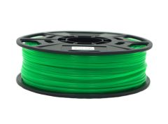 3D Drucker PLA 3.00 mm Printer Filament Spule Trommel Patrone Transparent Grün
