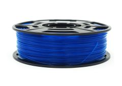 3D Drucker ABS 1.75 mm Printer Filament Spule Trommel Patrone Transparent Blau