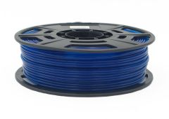 3D Drucker ABS 3.00 mm Printer Filament Spule Trommel Patrone Transparent Blau