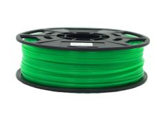 3D Drucker ABS 3.00 mm Printer Filament Spule Trommel Patrone Transparent Grün