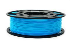 3D Drucker PLA 1.75 mm Printer Filament Spule Trommel Patrone Hellblau