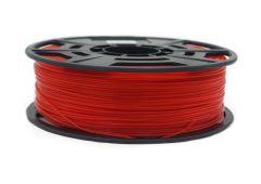 3D Drucker PLA 1.75 mm Printer Filament Spule Trommel Patrone Transparent Rot