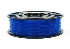 3D Drucker PLA 1.75 mm Printer Filament Spule Trommel Patrone Transparent Blau