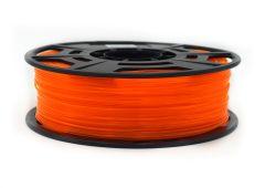 3D Drucker PLA 1.75 mm Printer Filament Spule Trommel Patrone Transparent Orange