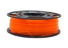 3D Drucker PLA 3.00 mm Printer Filament Spule Trommel Patrone Transparent Orange