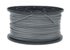 3D Drucker PLA 3.00 mm Printer Filament Spule Trommel Patrone Silber