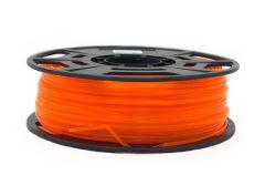 3D Drucker ABS 3.00 mm Printer Filament Spule Trommel Patrone Transparent Orange