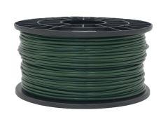 3D Drucker PLA 3.00 mm Printer Filament Spule Trommel Patrone Tannengrün