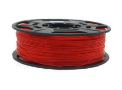 3D Drucker PLA 1.75 mm Printer Filament Spule Trommel Patrone Transparent Rot