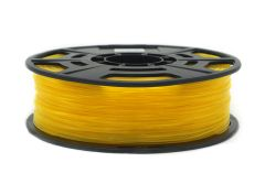 3D Drucker PLA 1.75 mm Printer Filament Spule Trommel Patrone Transparent Gelb