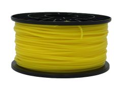 3D Drucker ABS 3.00 mm Printer Filament Spule Trommel Patrone Gelb